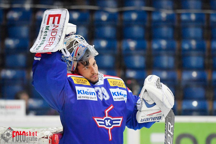 Eishockey, NLA EHC Kloten - HC Ambri-Piotta in der SWISS Arena in Kloten. 23.09.2016 Foto: Leo Wyden